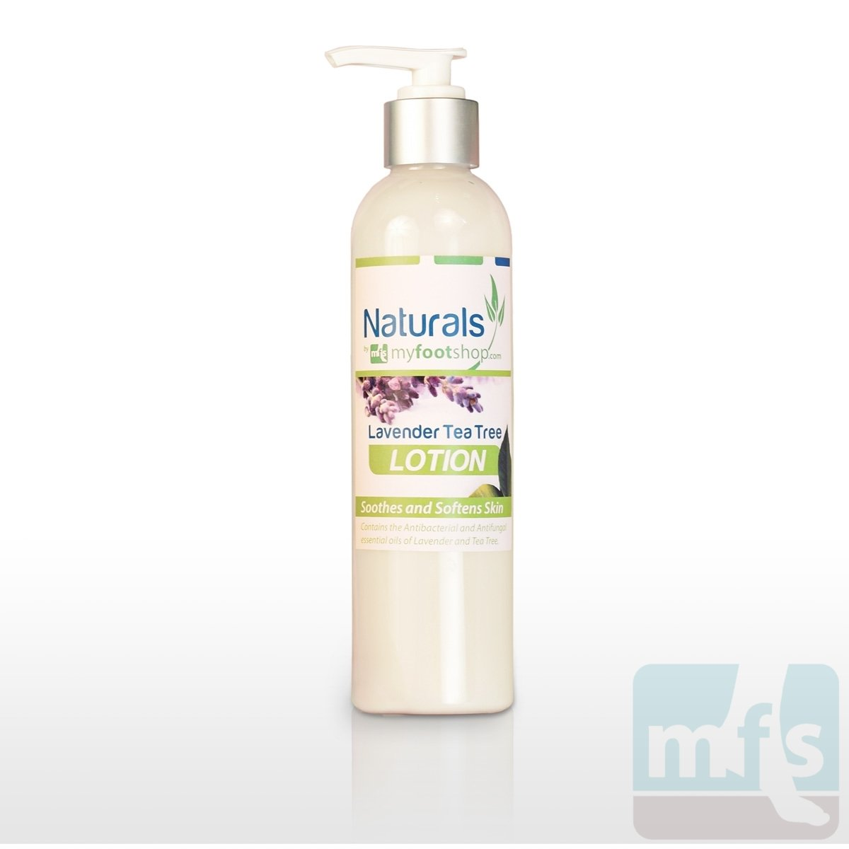 Natural Tea Tree and Lavender Lotion