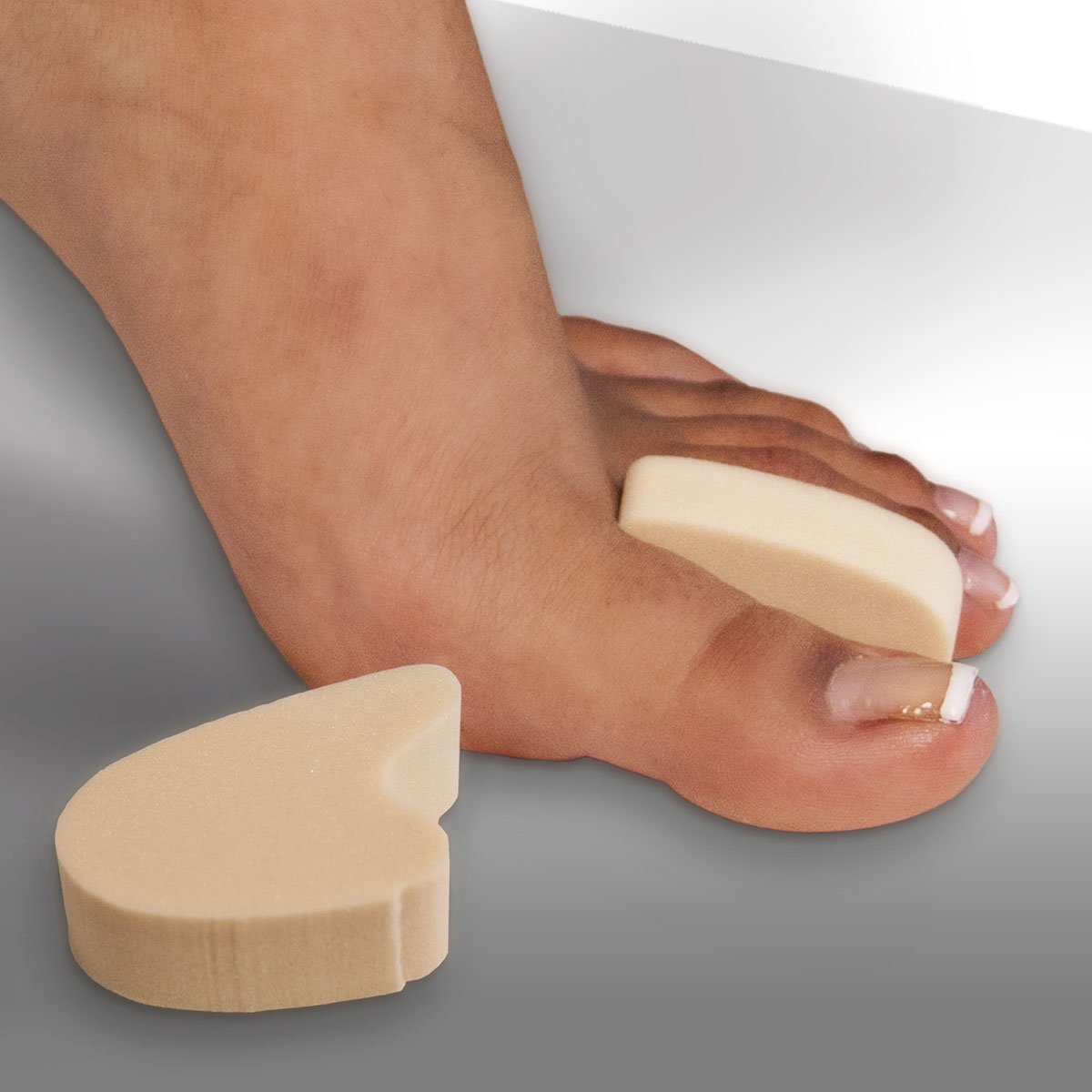 Toe Spacer - Large/Firm