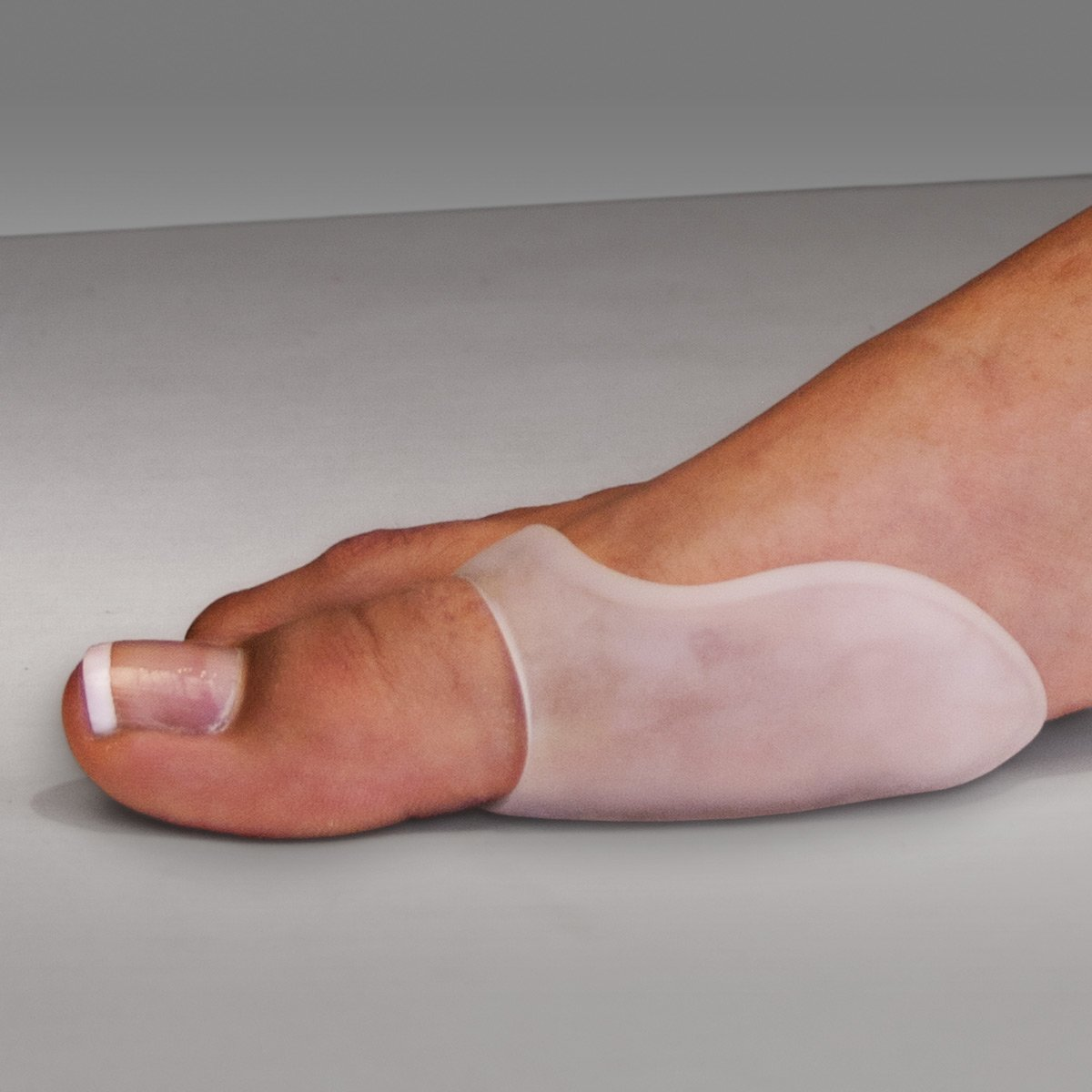 Gel bunion shield