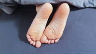 Foot perspiration and foot odor - treat them with six easy steps
