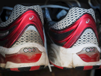 When is it time for new running shoes?