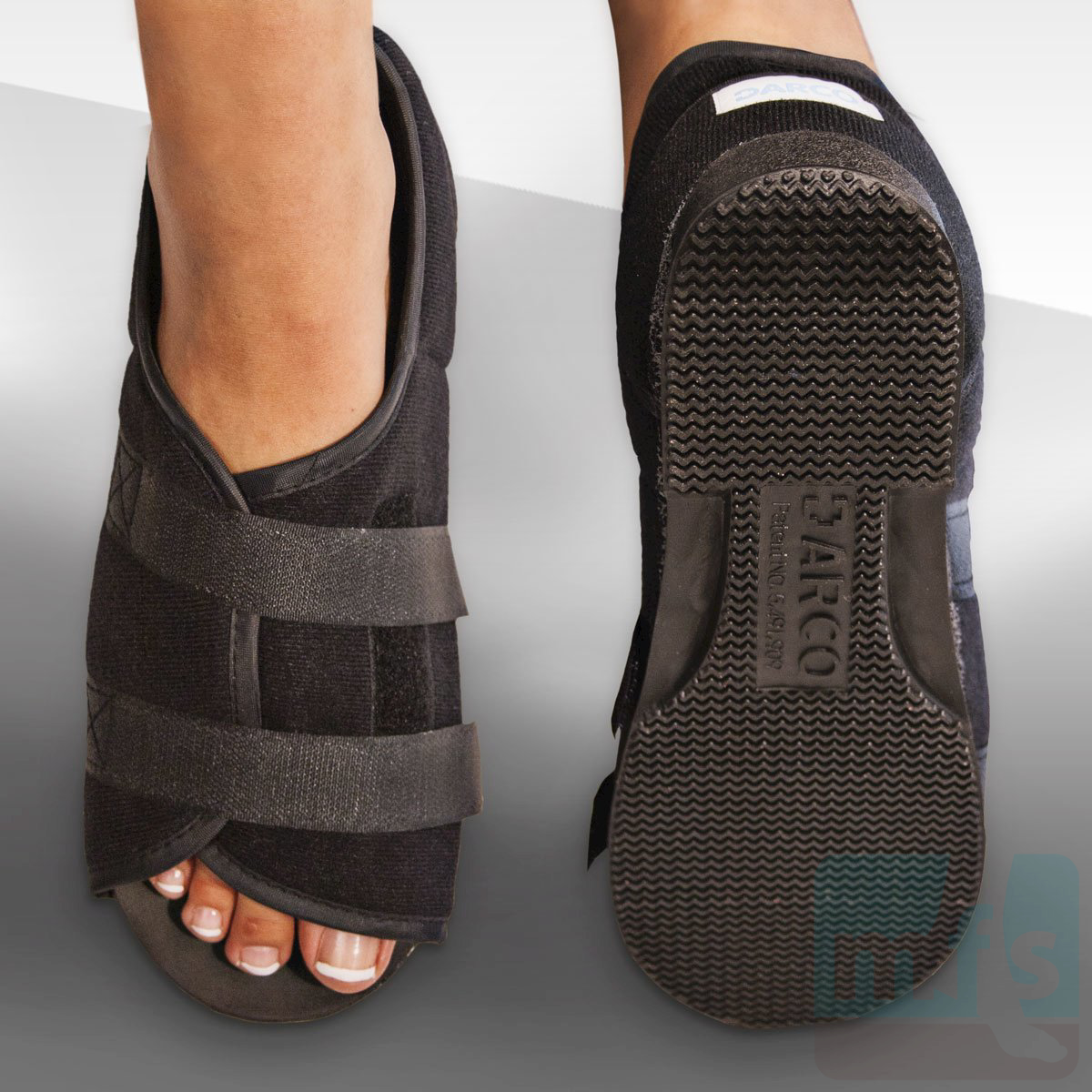 Open Shoes To Wear After Toe Surgery