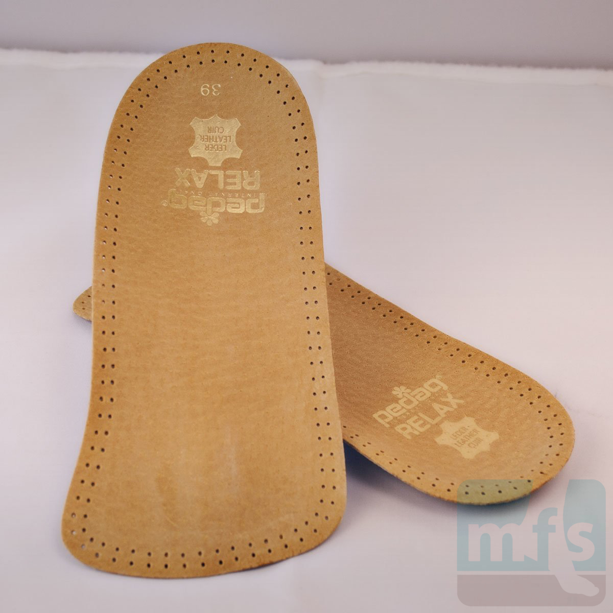 how to clean leather insoles of shoes