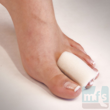 Picture of Tubular Foam Toe Bandages