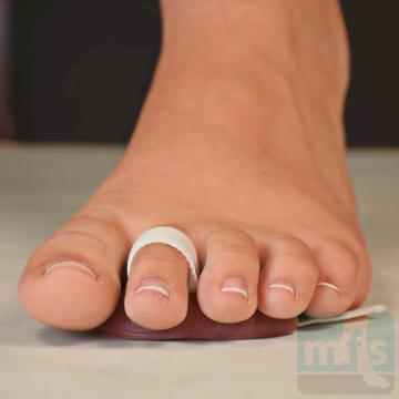 Hammer Toe Crest Pad - Adjustable Gel