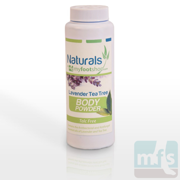 Picture of Natural Lavender Tea Tree Body Powder