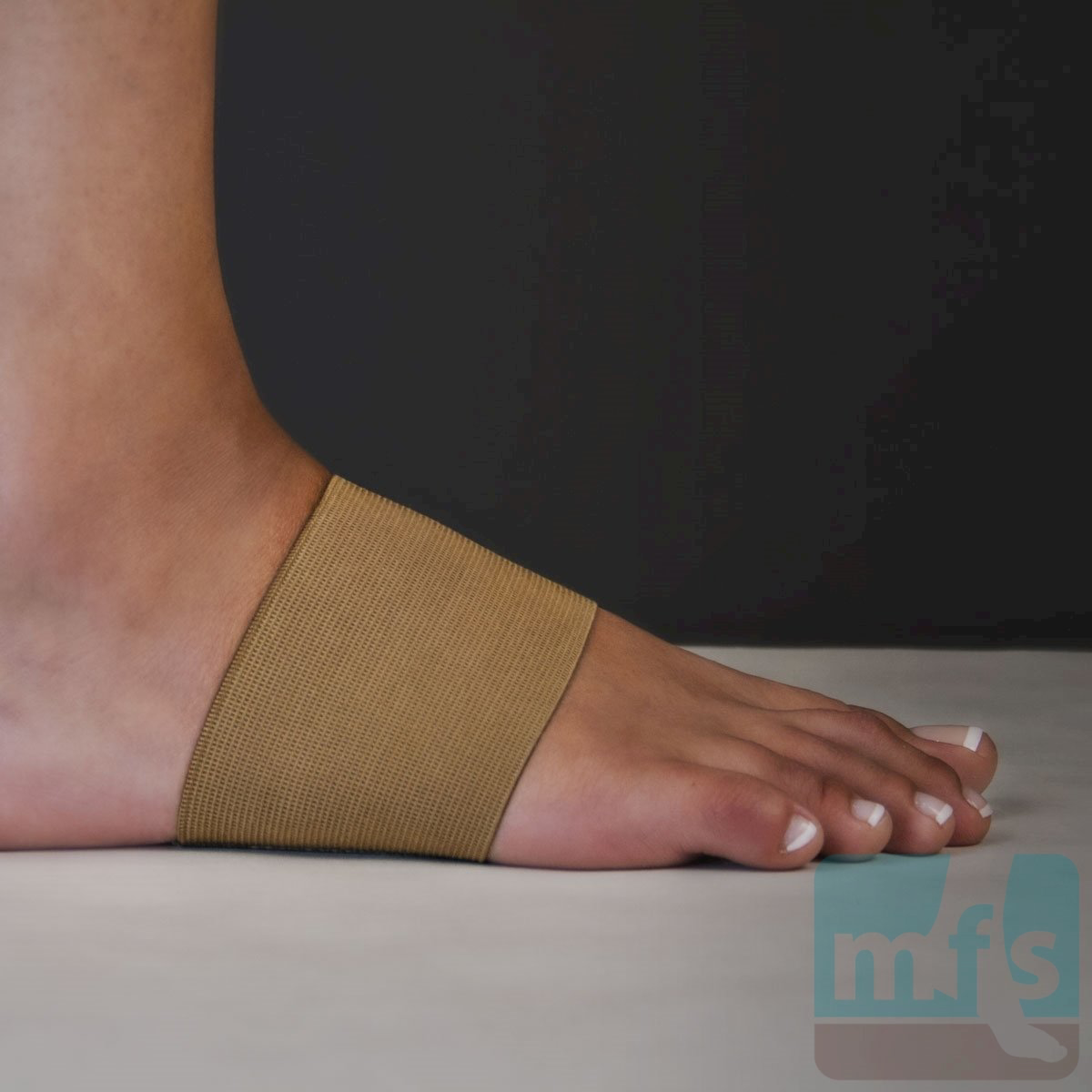 Arch Binder With Metatarsal Pad
