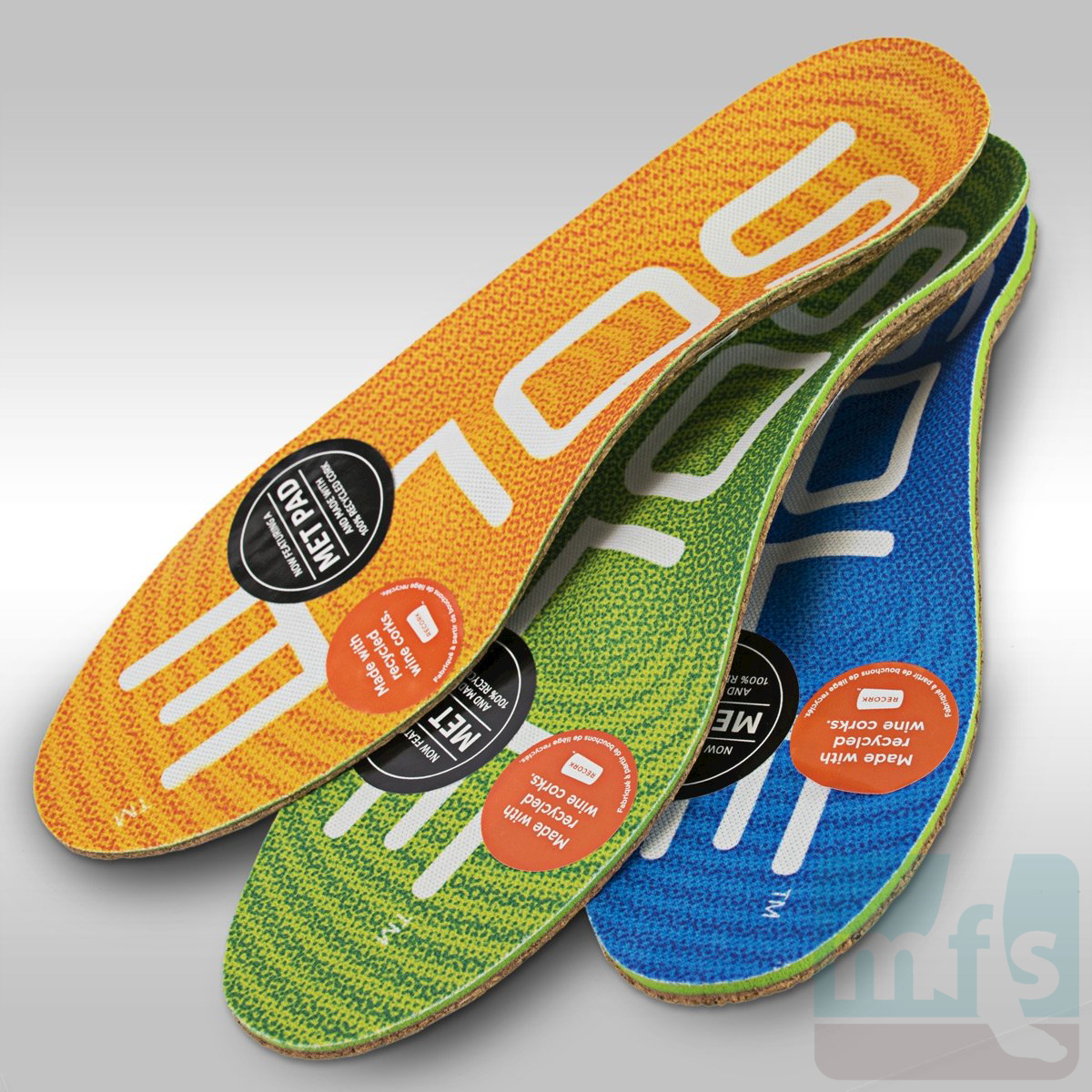 1896ed588d SOLE Active Insoles with Metatarsal Pad | MyFootShop.com